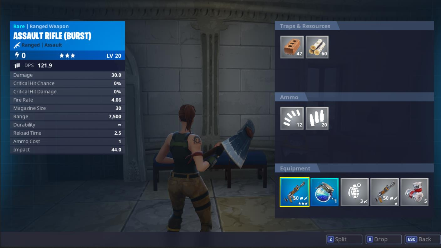 Epic Games Releases V 1 10 Patch For Fortnite