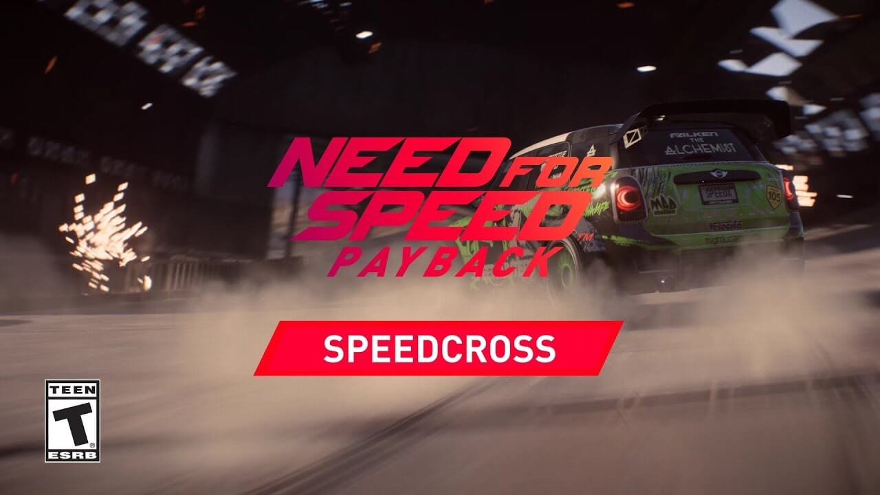 Need For Speed Payback Upcoming Update And Dlc