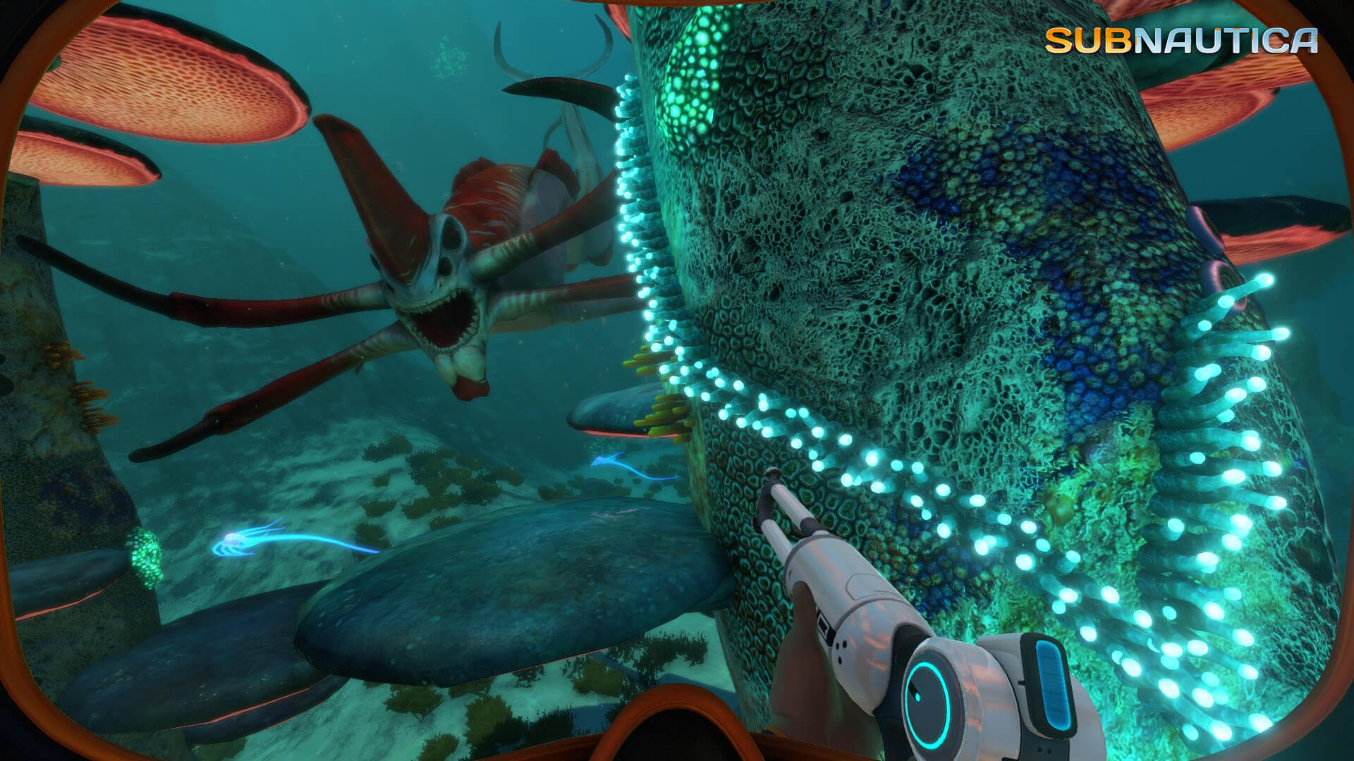 Natural Selection  And Subnautica