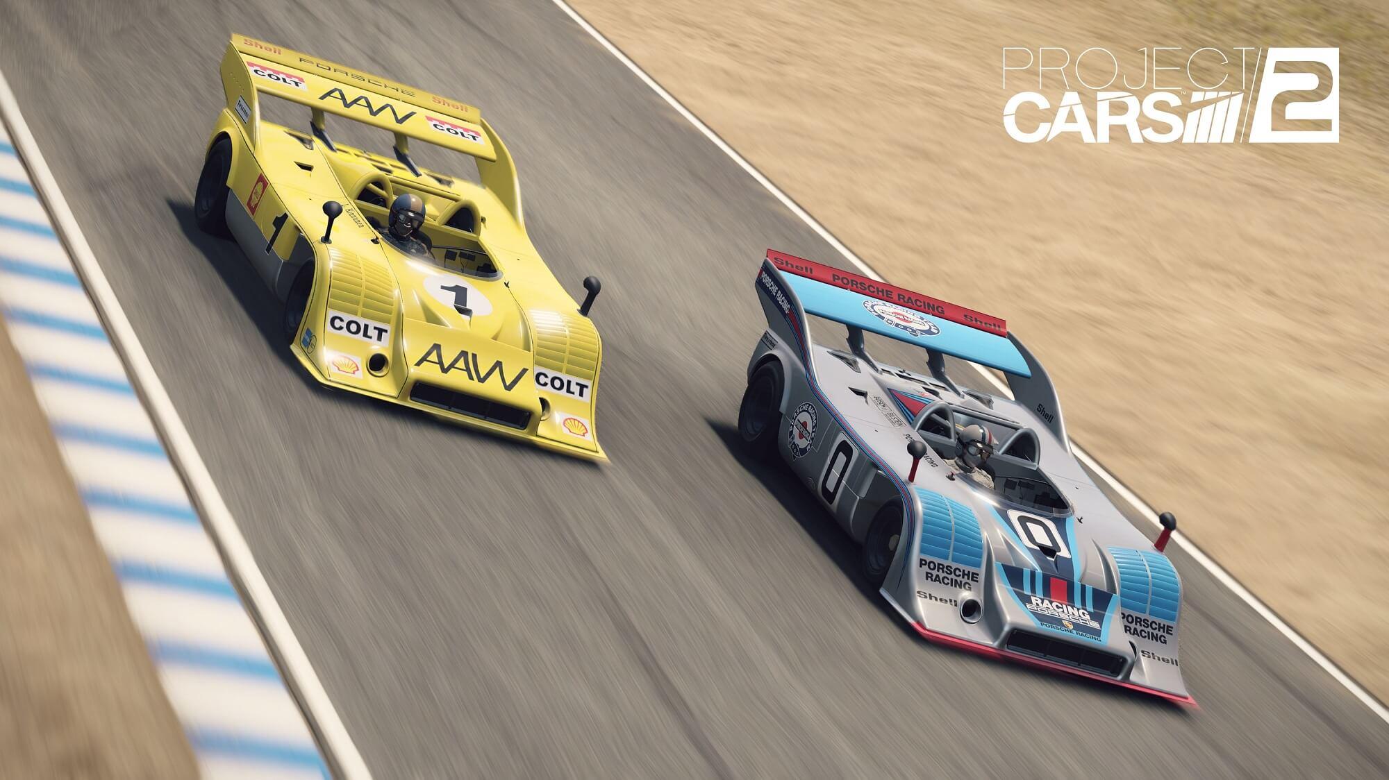 Porsche Legends Pack DLC