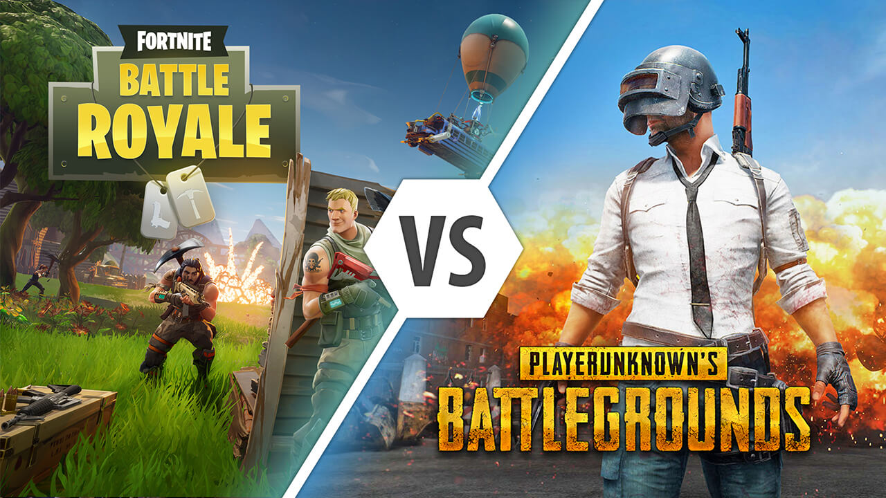 Pubg Vs Fortnite Vs H1z1 Which Battle Royale Is Right: Poll: PUBG Or Fortnite Battle Royale?