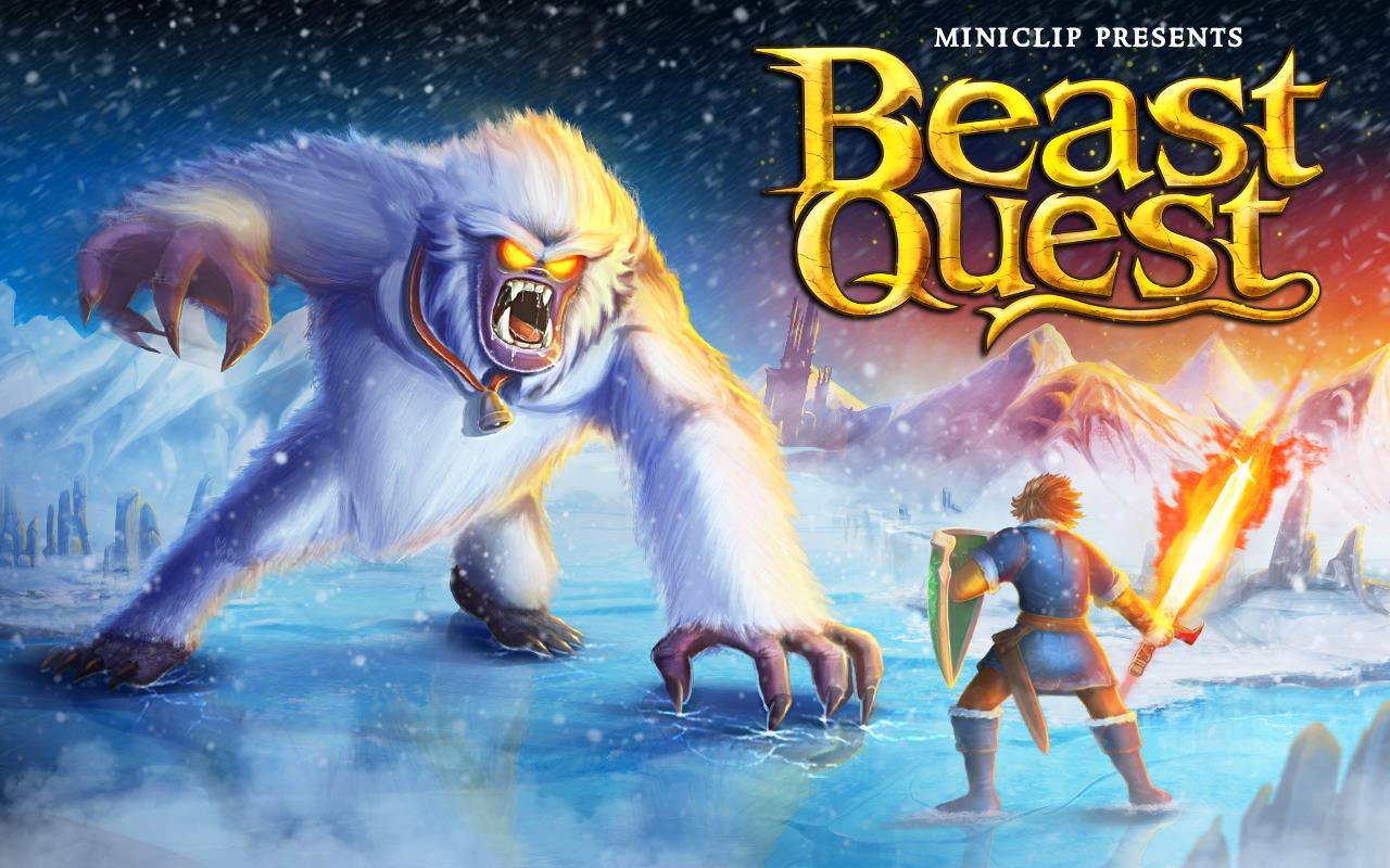 beast quest achievement list revealed