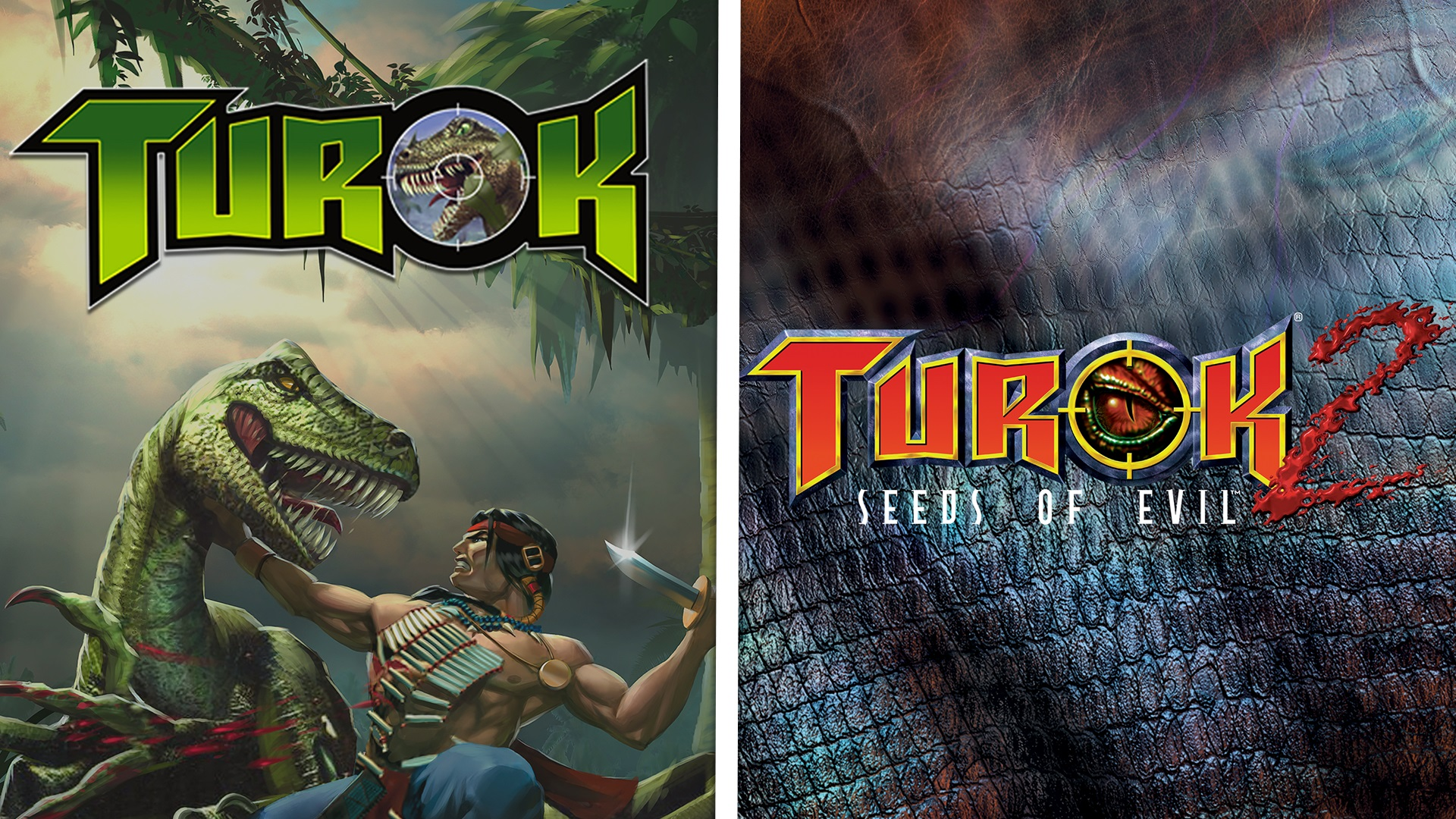 seeds of evil Name, turok 2: seeds of evil developer, iguana entertainment publisher,  nightdive studios supported systems last record update, 5 months ago ( january.