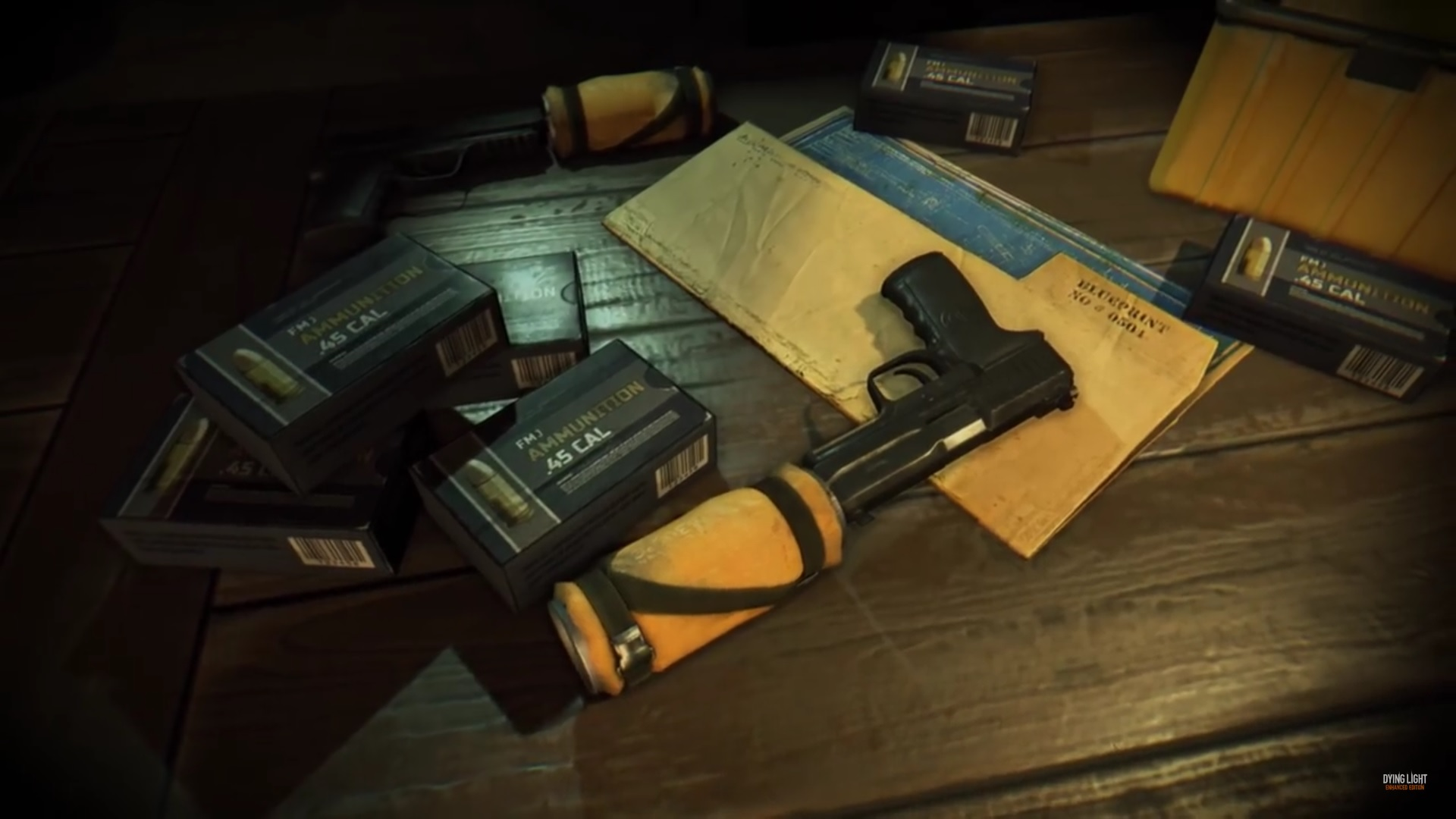 Dying Light Ammo Crafting