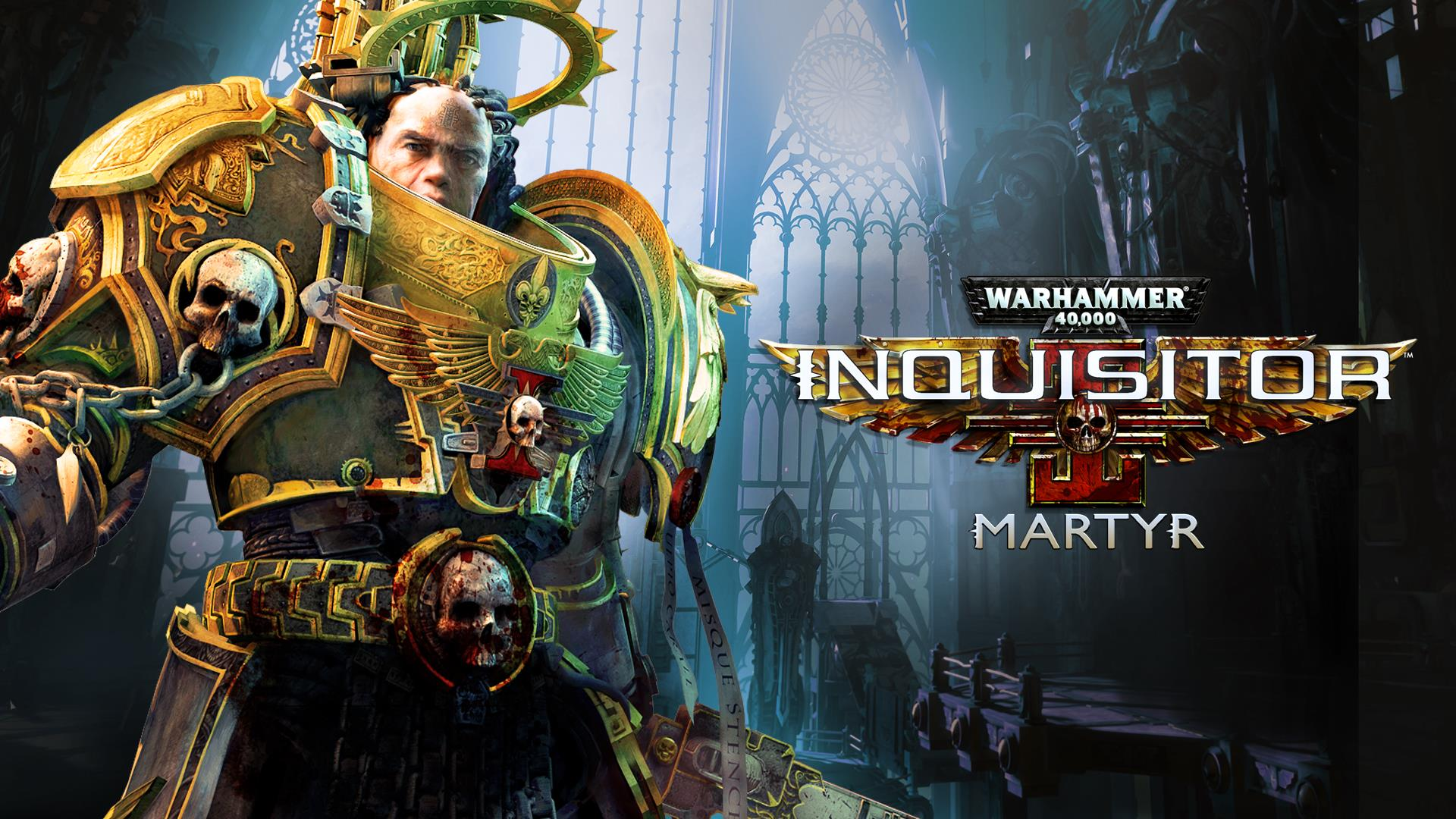 Imagini pentru Warhammer 40,000: Inquisitor - Martyr