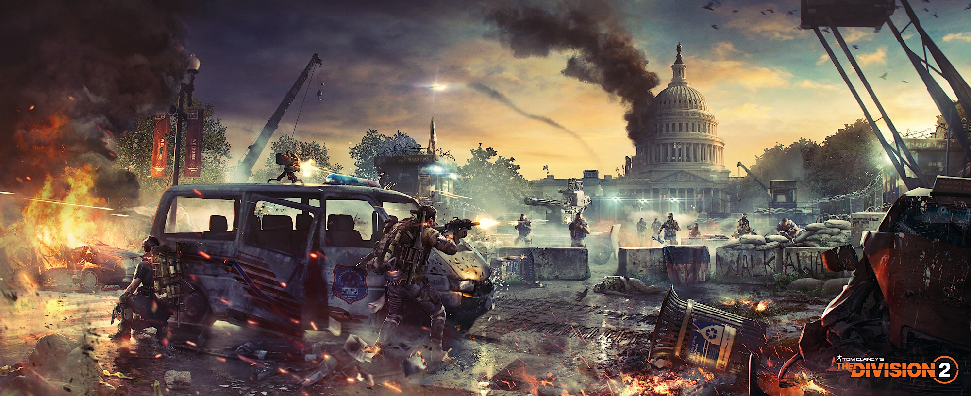 The Division 2 Ubisoft Aftershow Video, Screenshots, Other ...