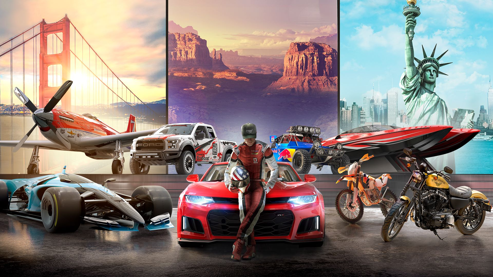 Giveaway Win An Xbox One Code For The Crew 2 Gold Edition