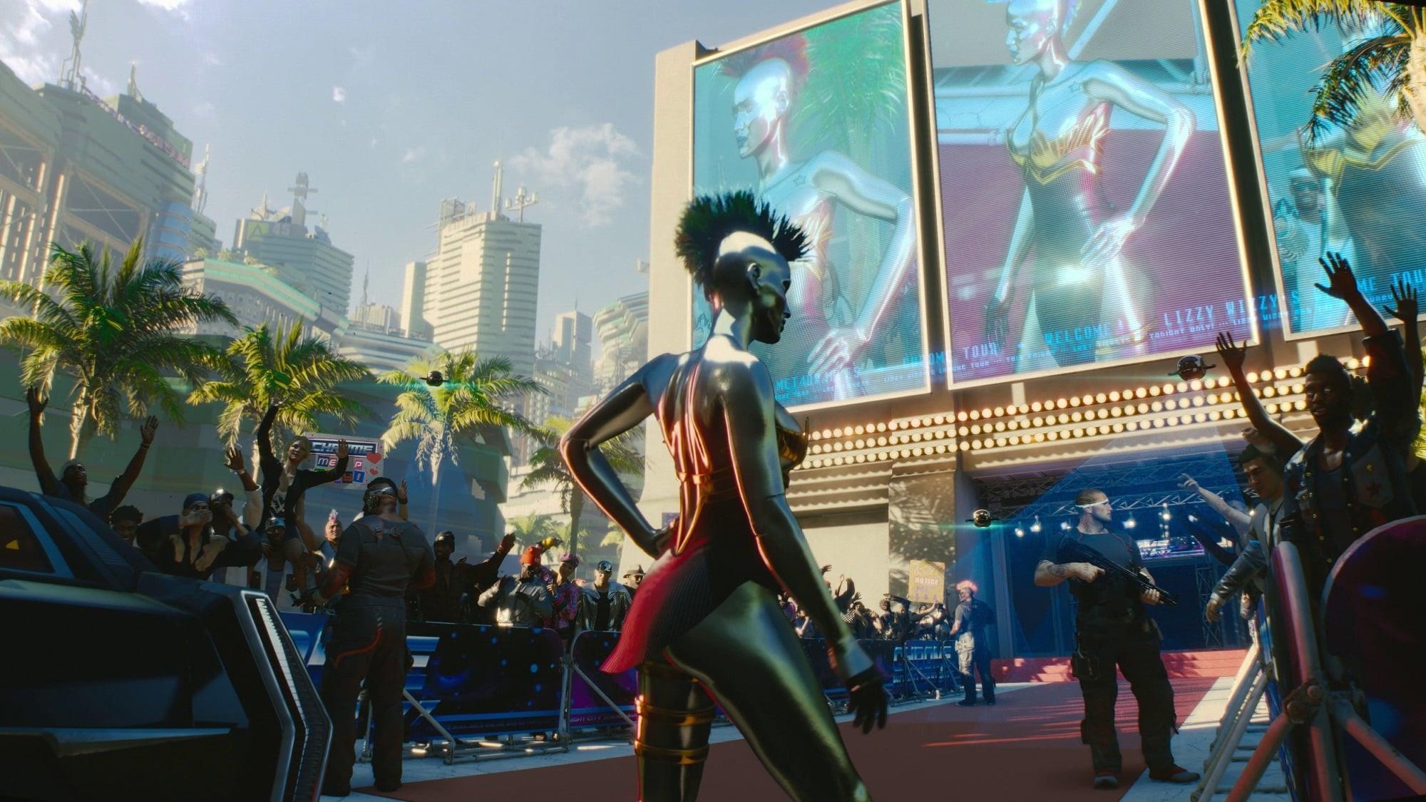 E3 2018 stills