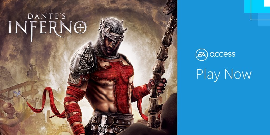 dante s inferno now available on ea access