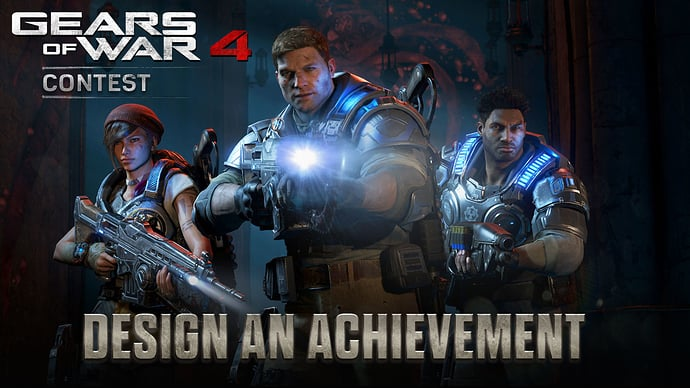 Final Achievements Teased For Gears Of War 4