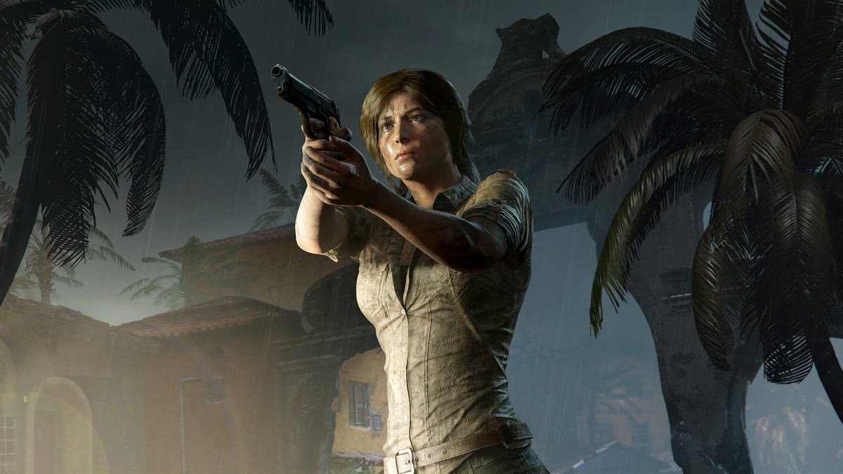 In Shadow Of The Tomb Raider Lara S Journey Has Evolved