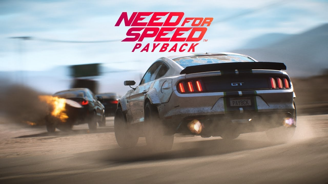 Need for Speed Payback Walkthrough - Page 1