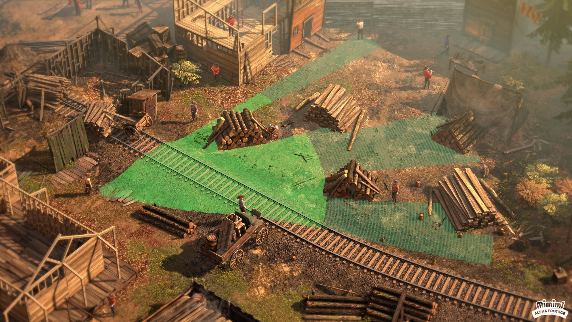 Desperados Iii Saunters Onto The Western Landscape And Xbox One