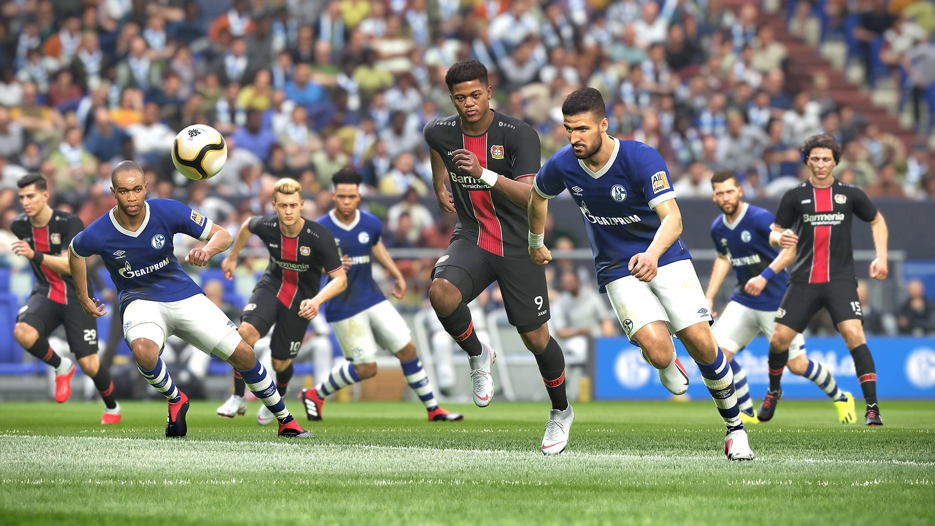 Pro Evolution Soccer 2019 ( PES 2019 )