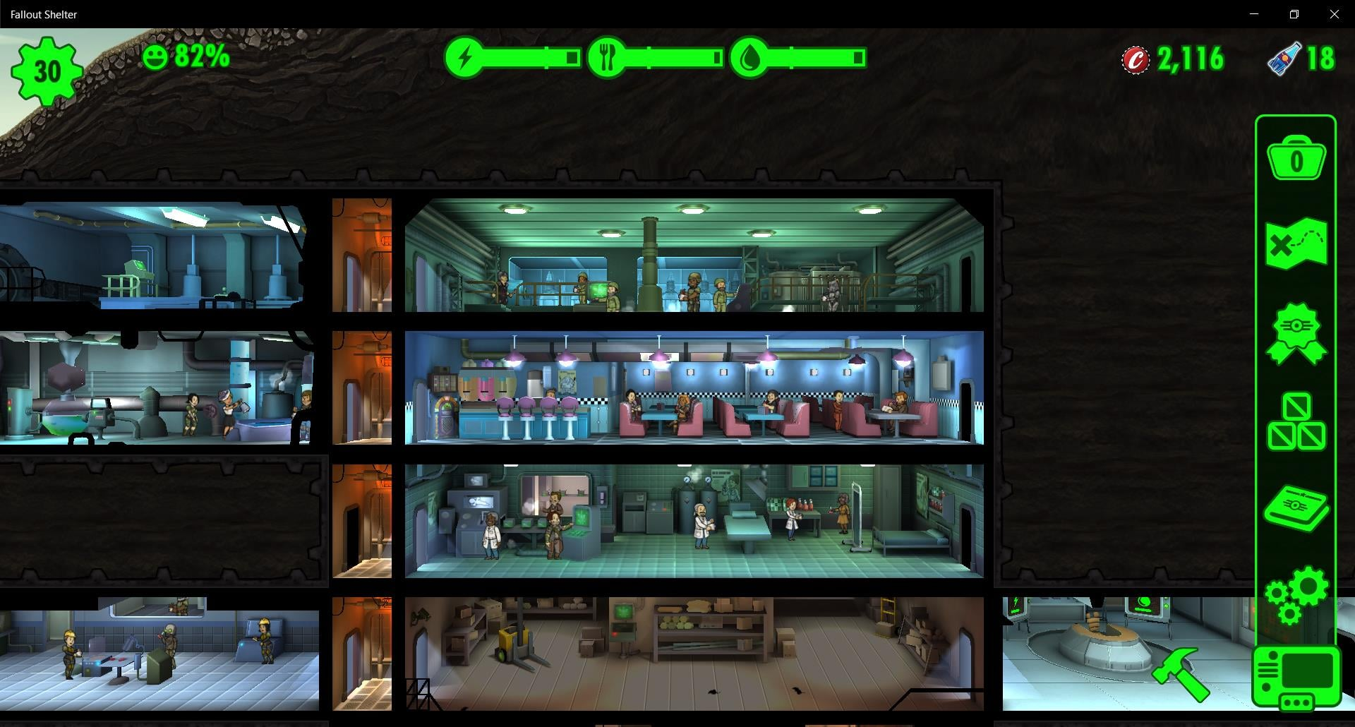 Fallout Shelter Walkthrough - Page 2