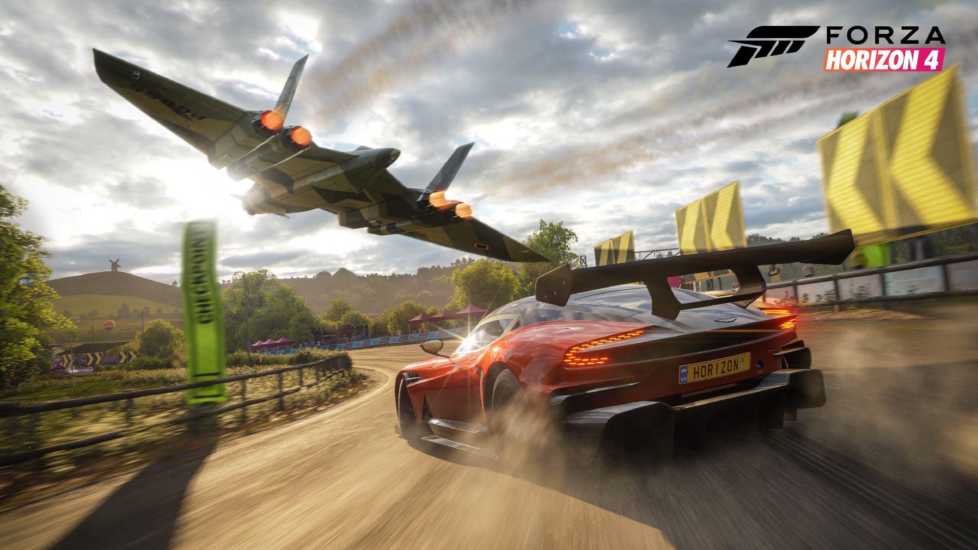 Forza Horizon 4 Bond Pack