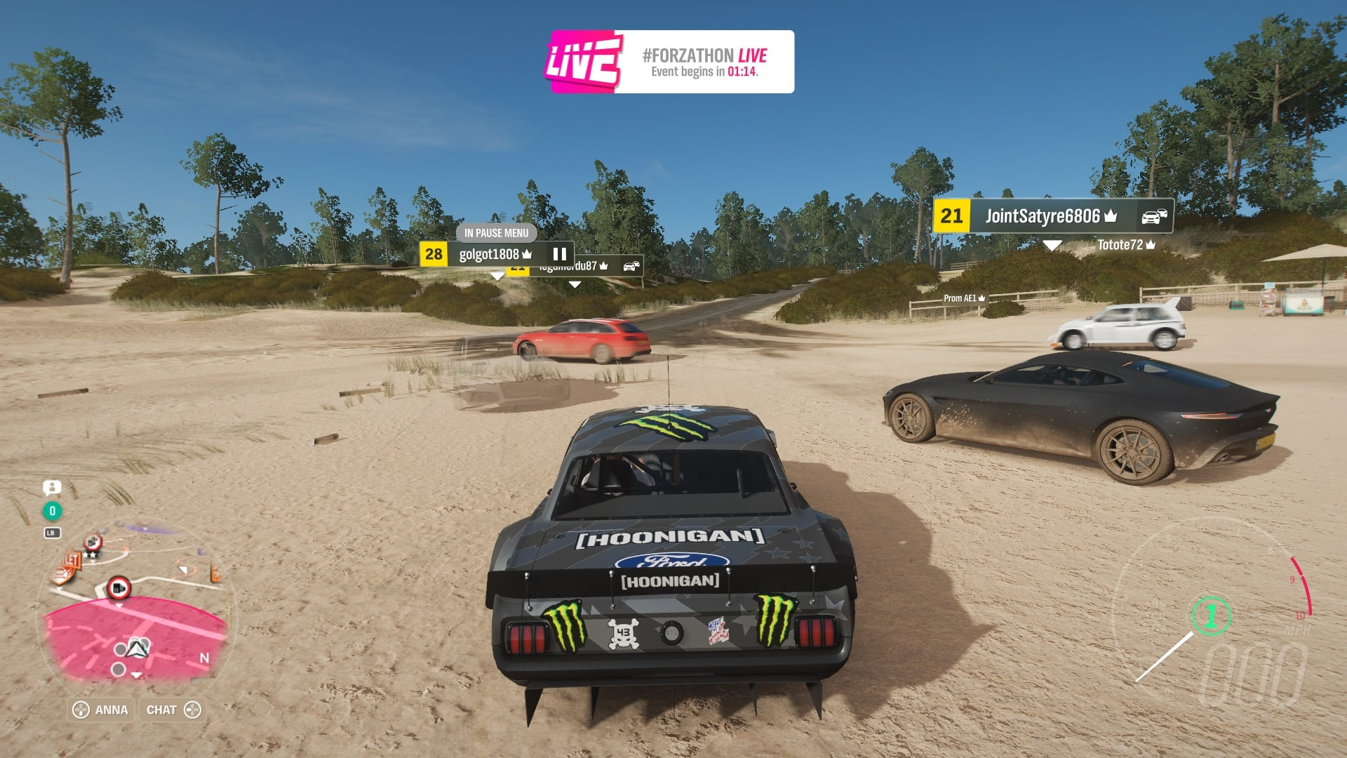 forza horizon 4 review. Black Bedroom Furniture Sets. Home Design Ideas