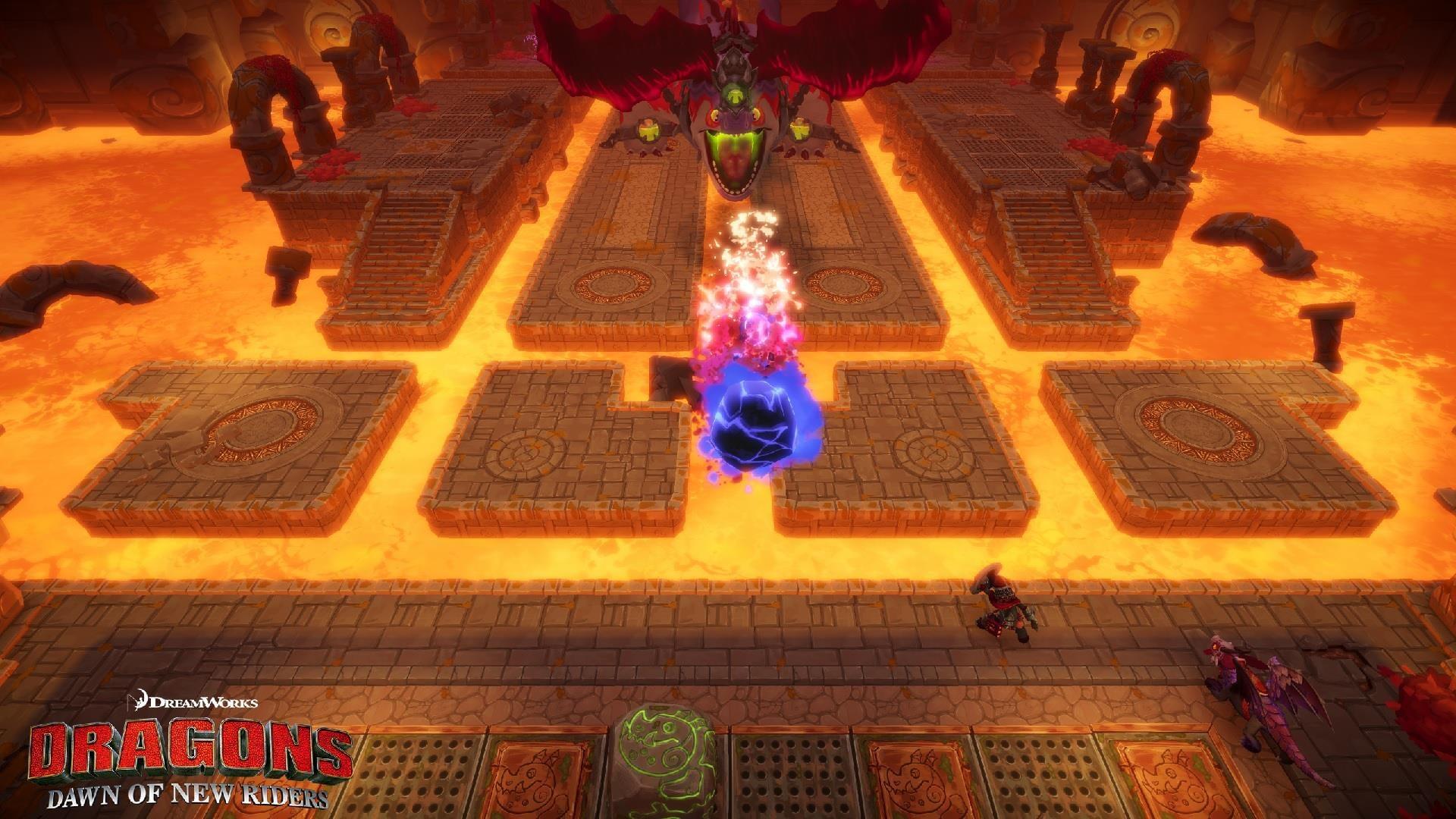 Dragons Dawn of New Riders Walkthrough FULL GAME Longplay ...