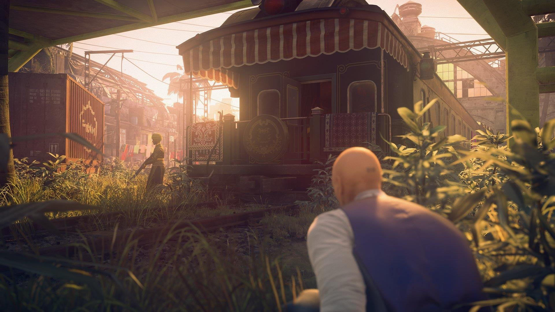 Hitman 2 Prepares For Launch With Screenshots And Trailer