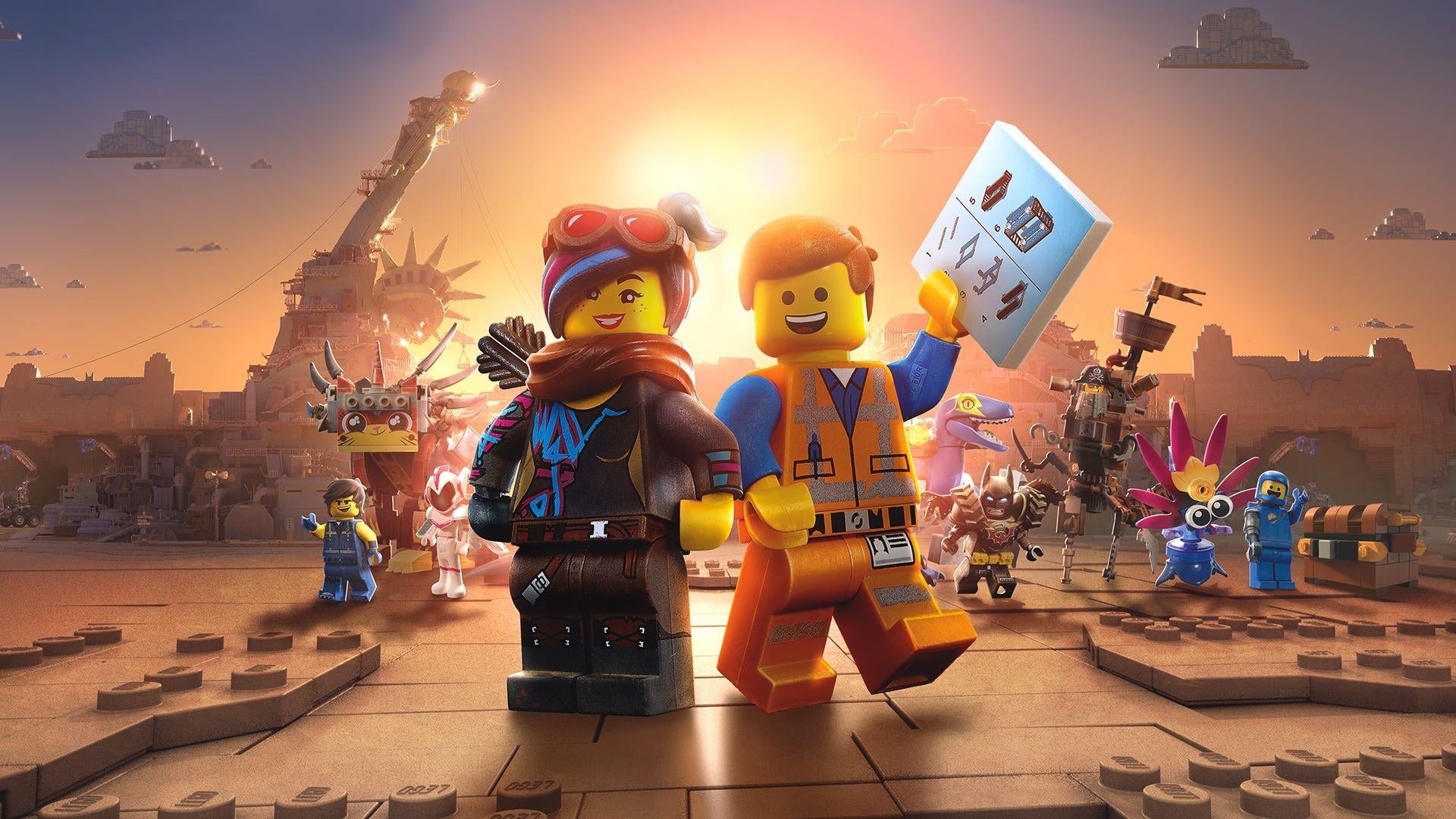 Pictures From The Lego Movie: The LEGO Movie 2 Videogame Announced; Available To Pre