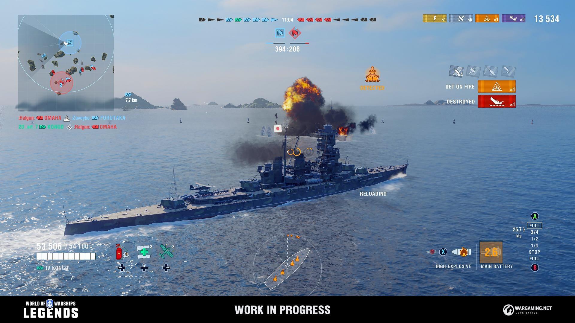 Image result for World of Warships:Legends