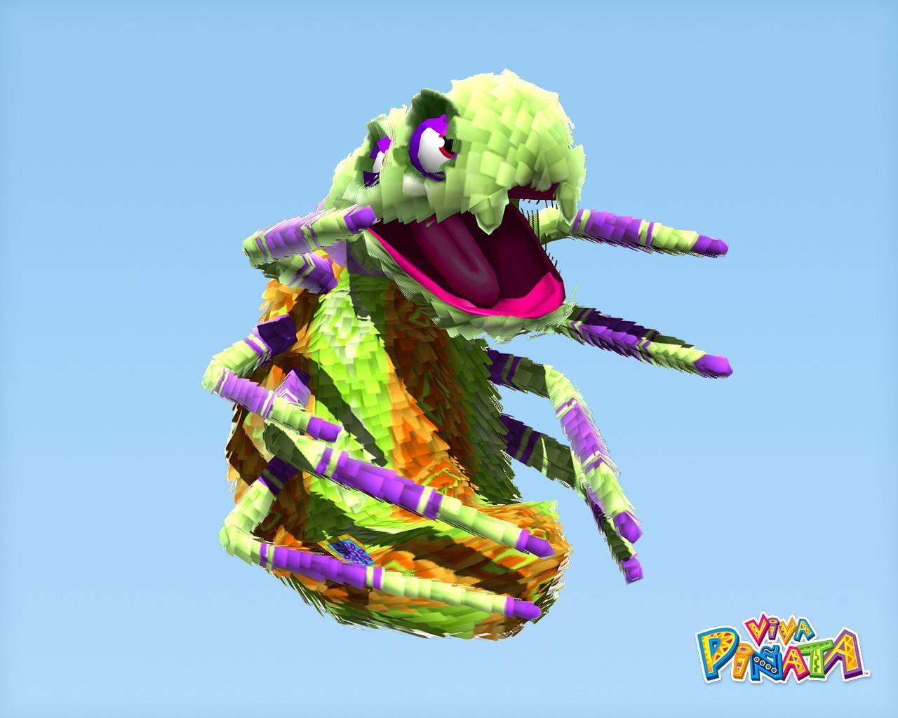 Viva Piñata Walkthrough Page 4