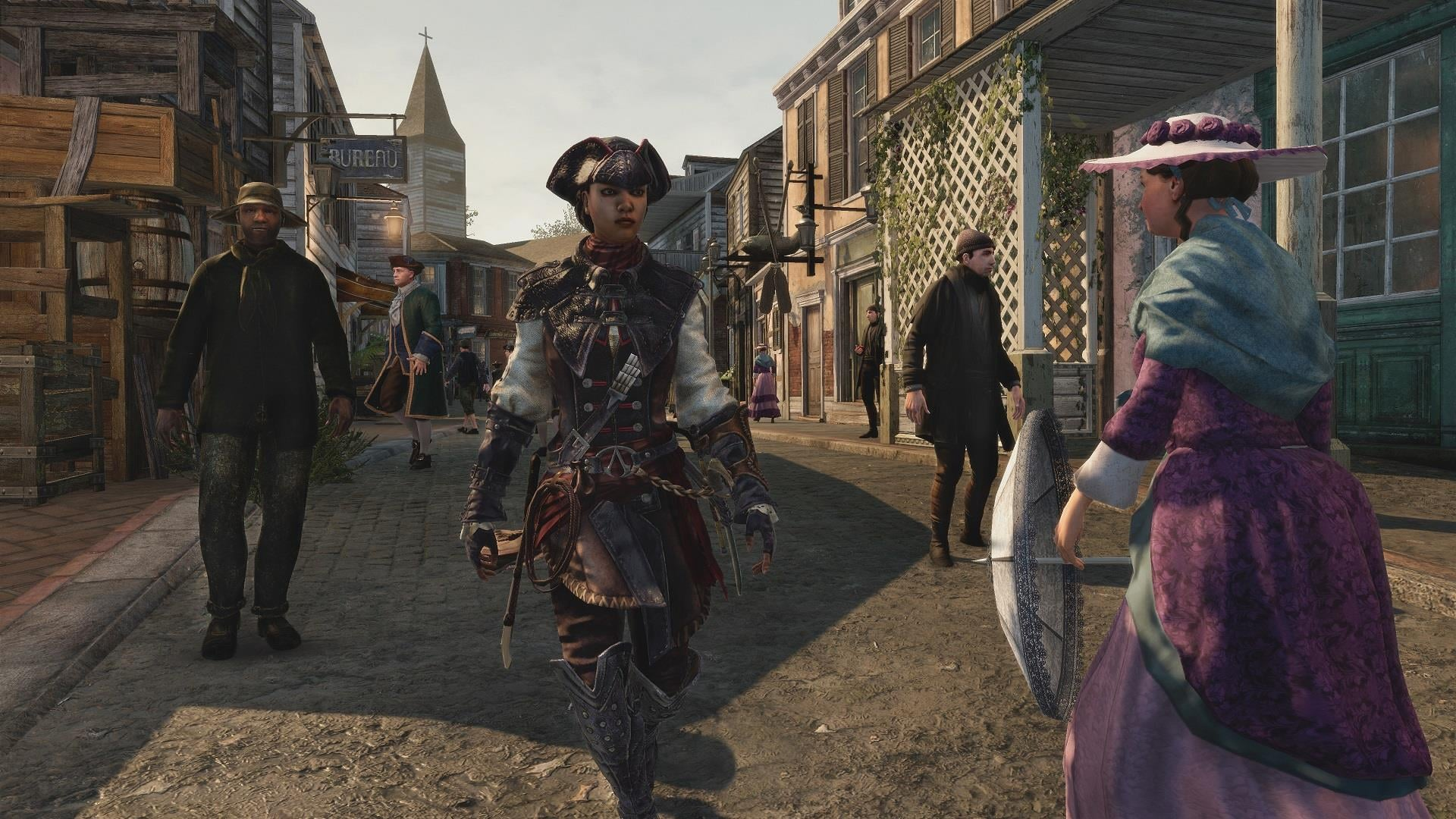 Assassin S Creed Iii Remastered Release Date Announced