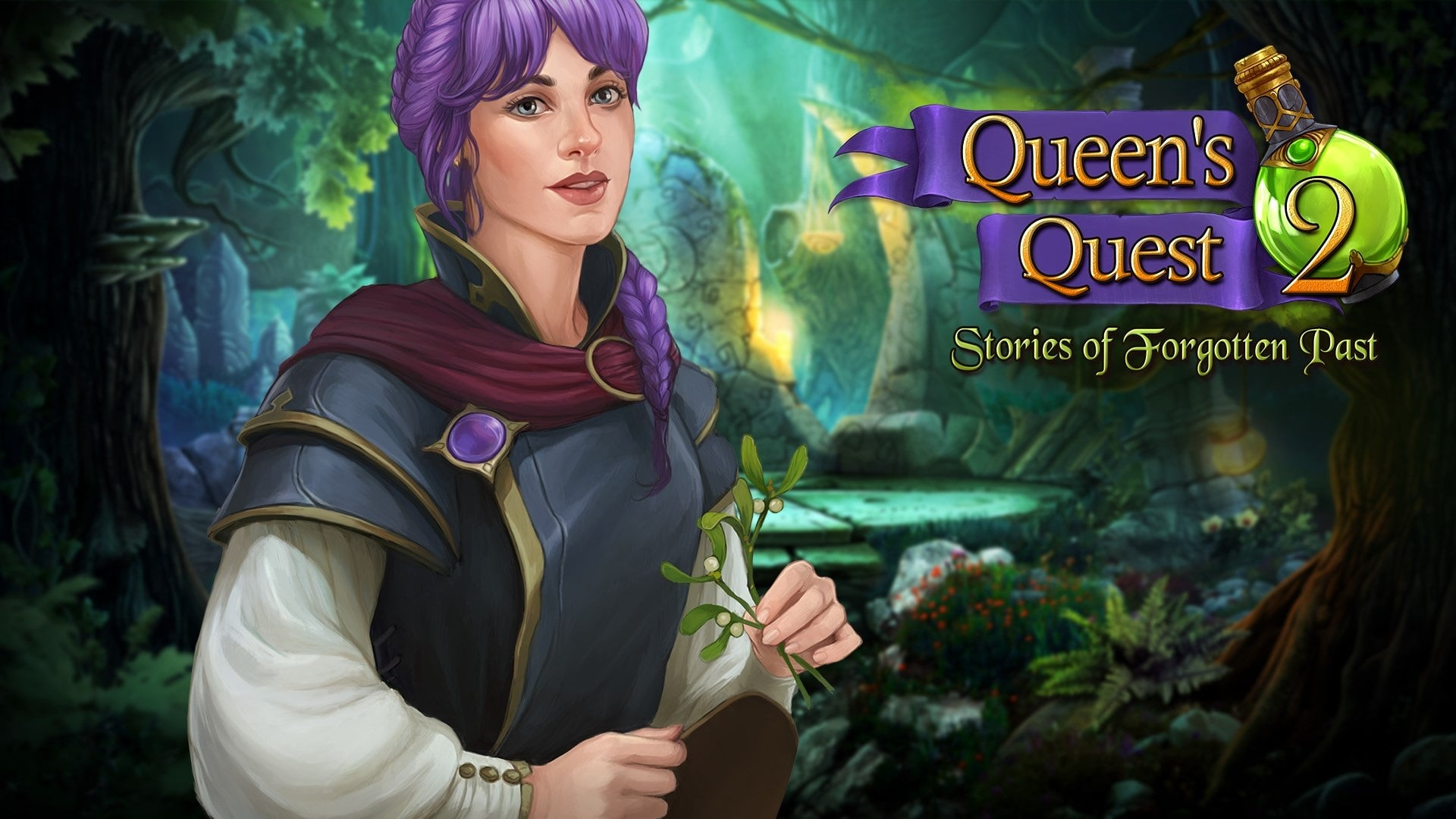 Queen's Quest 2: Stories of Forgotten Past Achievements