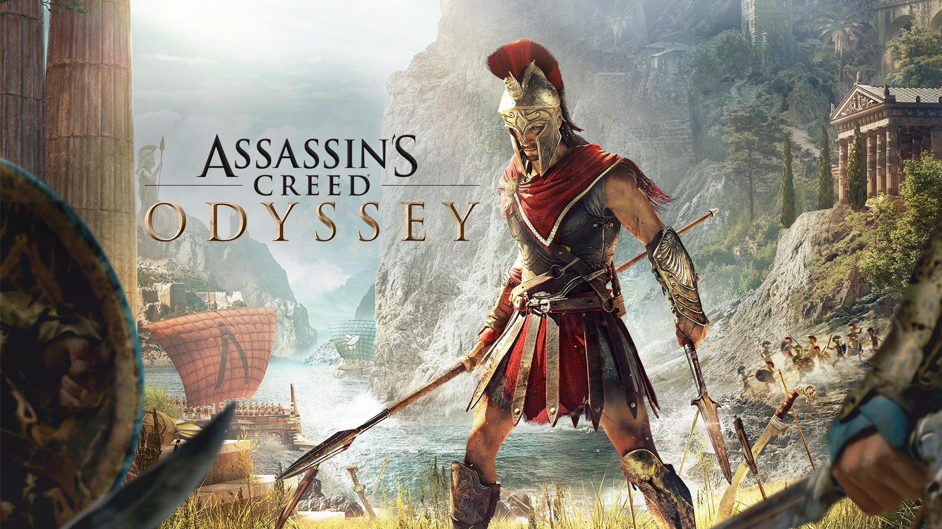 Assassin S Creed Odyssey New Lost Tale Of Greece Coming Soon