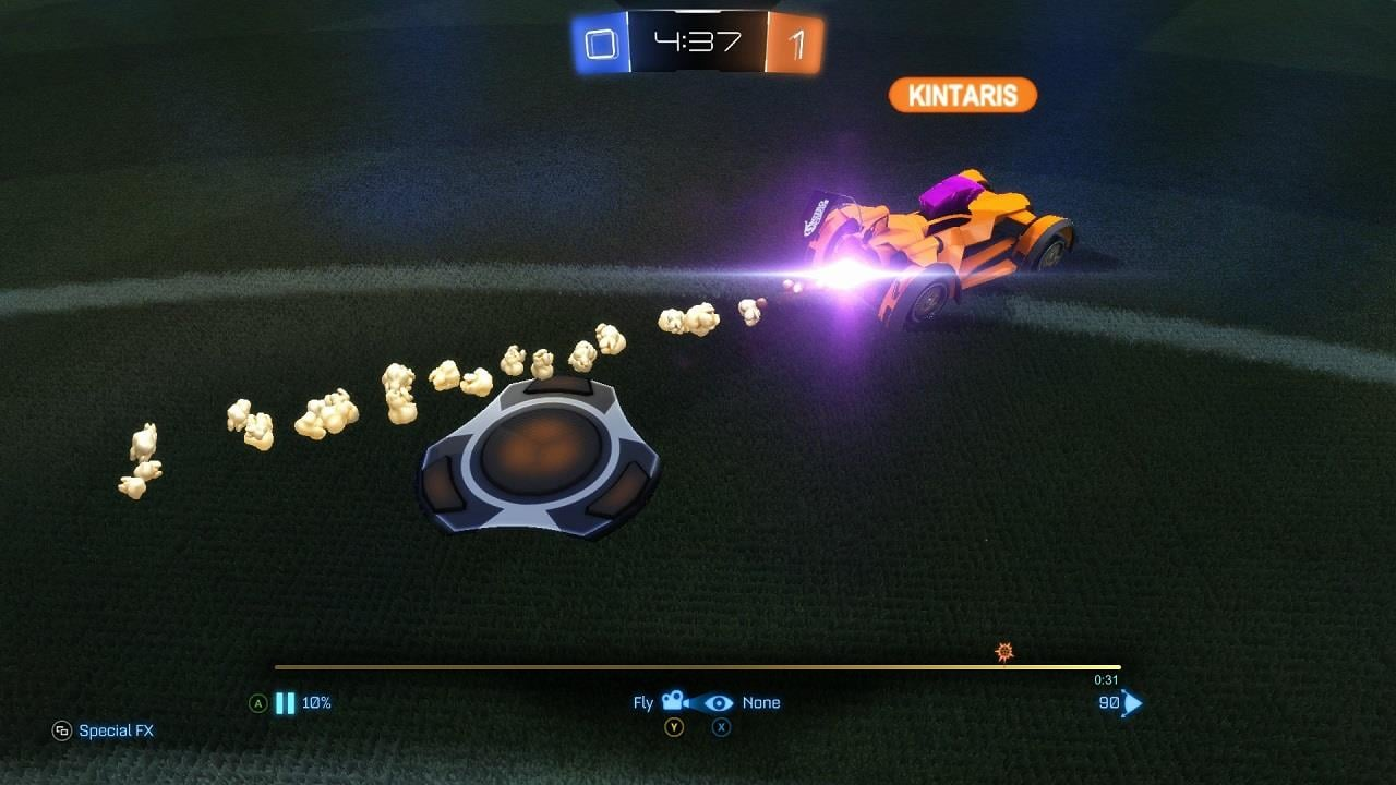 Rocket League Codes Award Free Decals on Xbox One