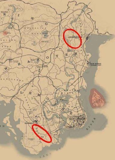 Red Dead Redemption 2 Walkthrough - Page 6
