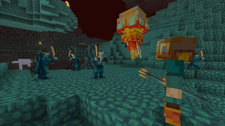Minecraft Deep Sea Mash Up Pack Free For Limited Time