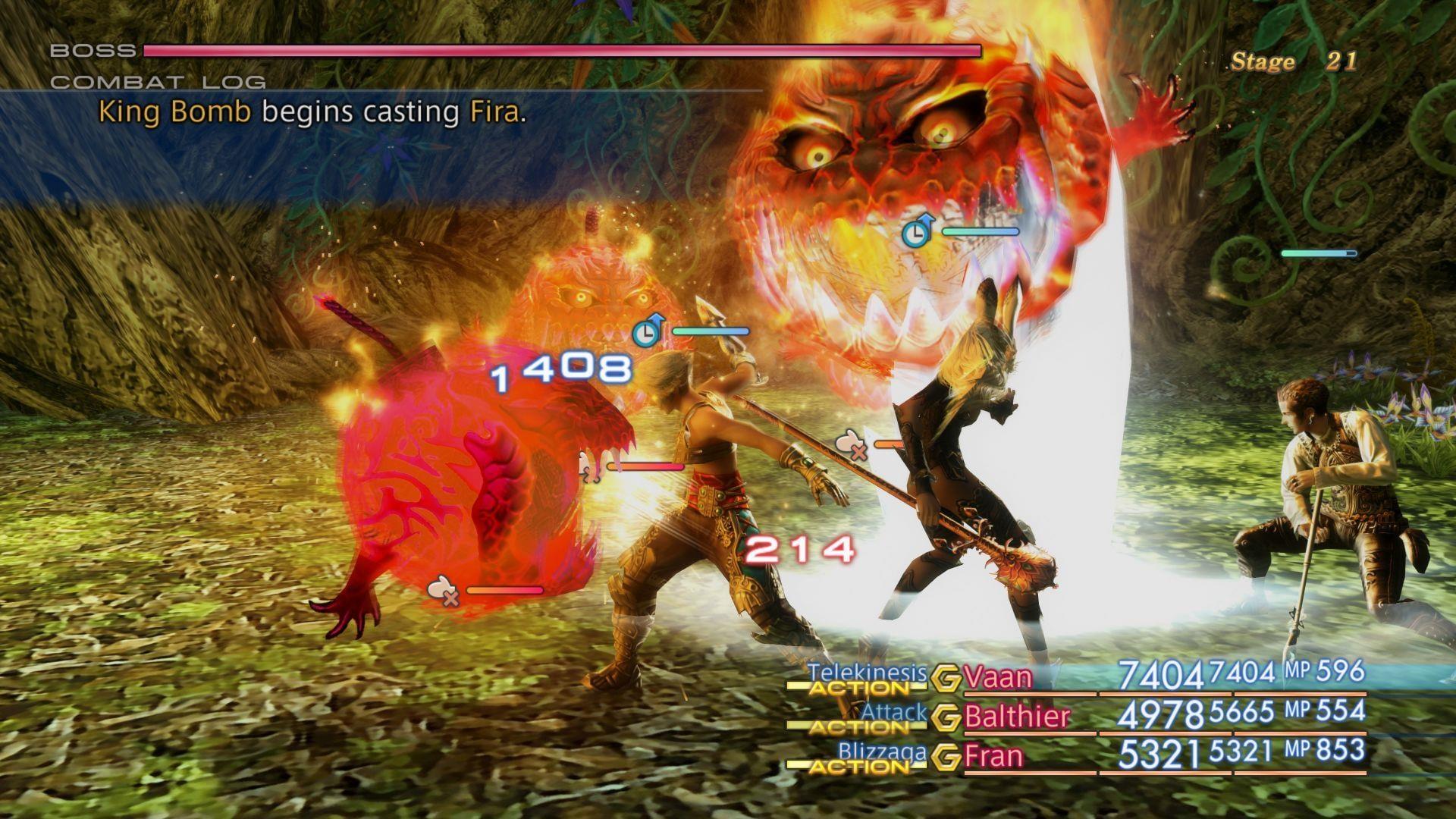 Final Fantasy Xii The Zodiac Age Review
