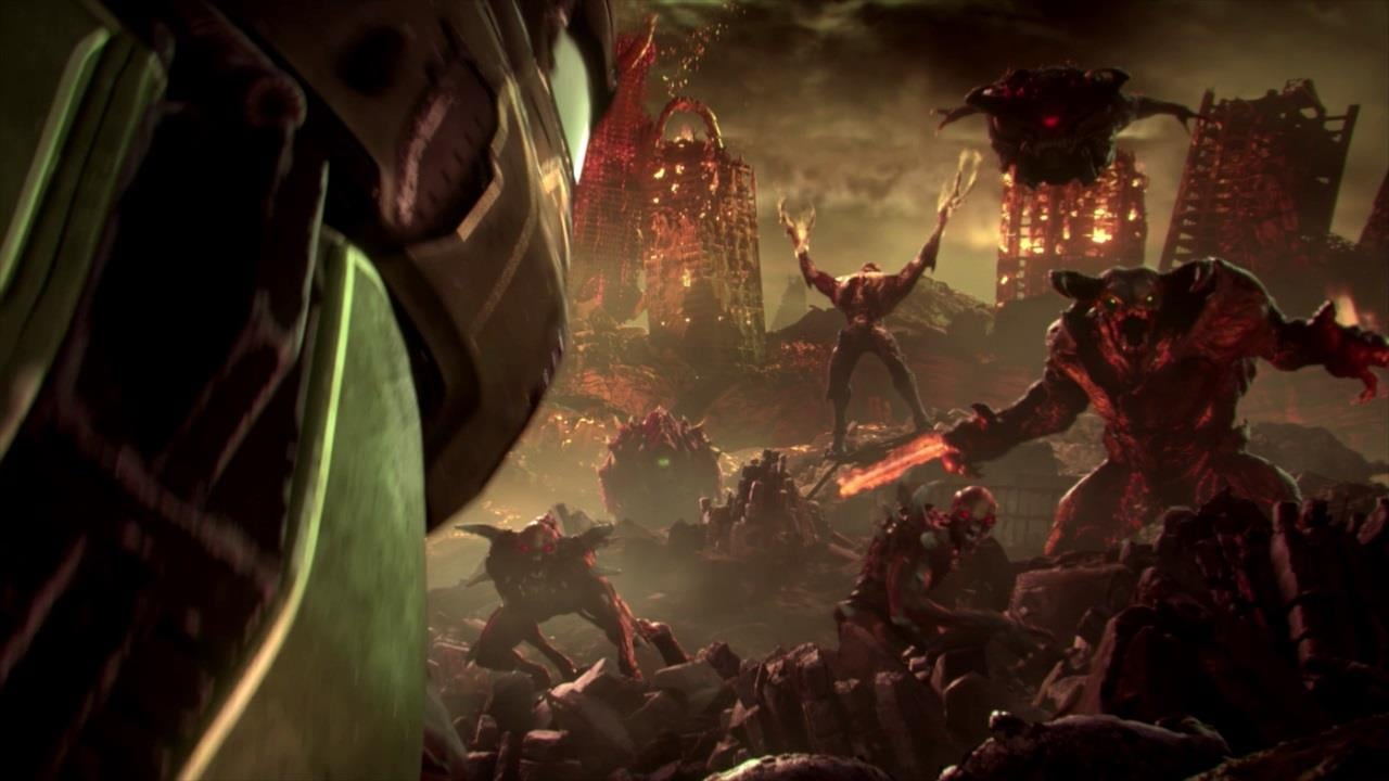 Doom Eternal Release Date Gameplay Details And Everything Else We