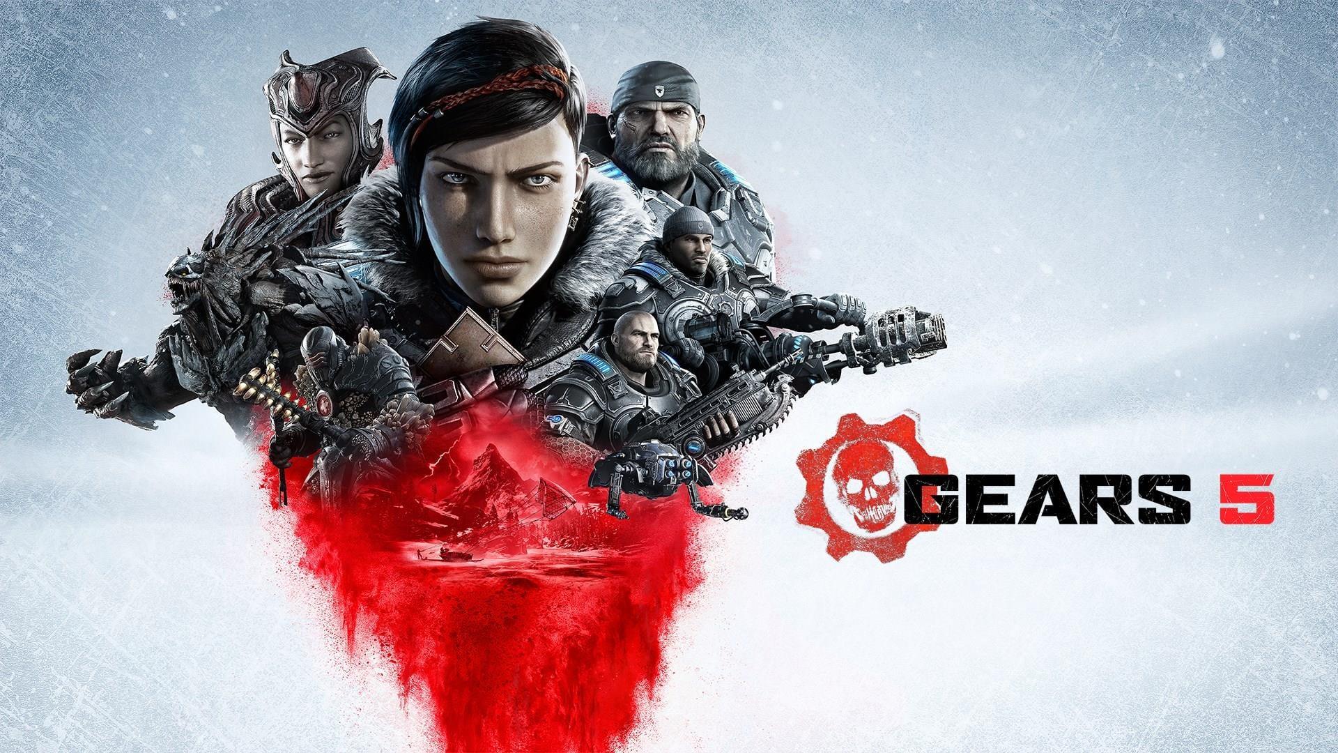 Gears 5 ~ TitledHeroArt