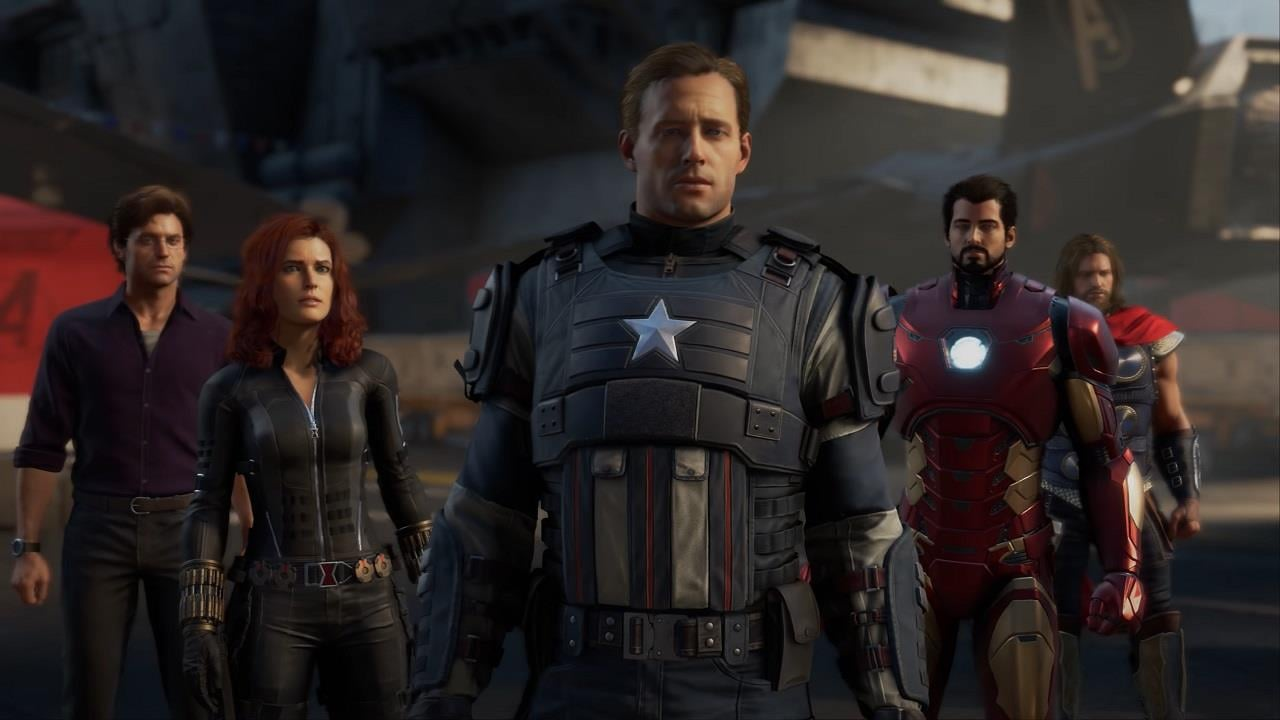 Avengers game release date