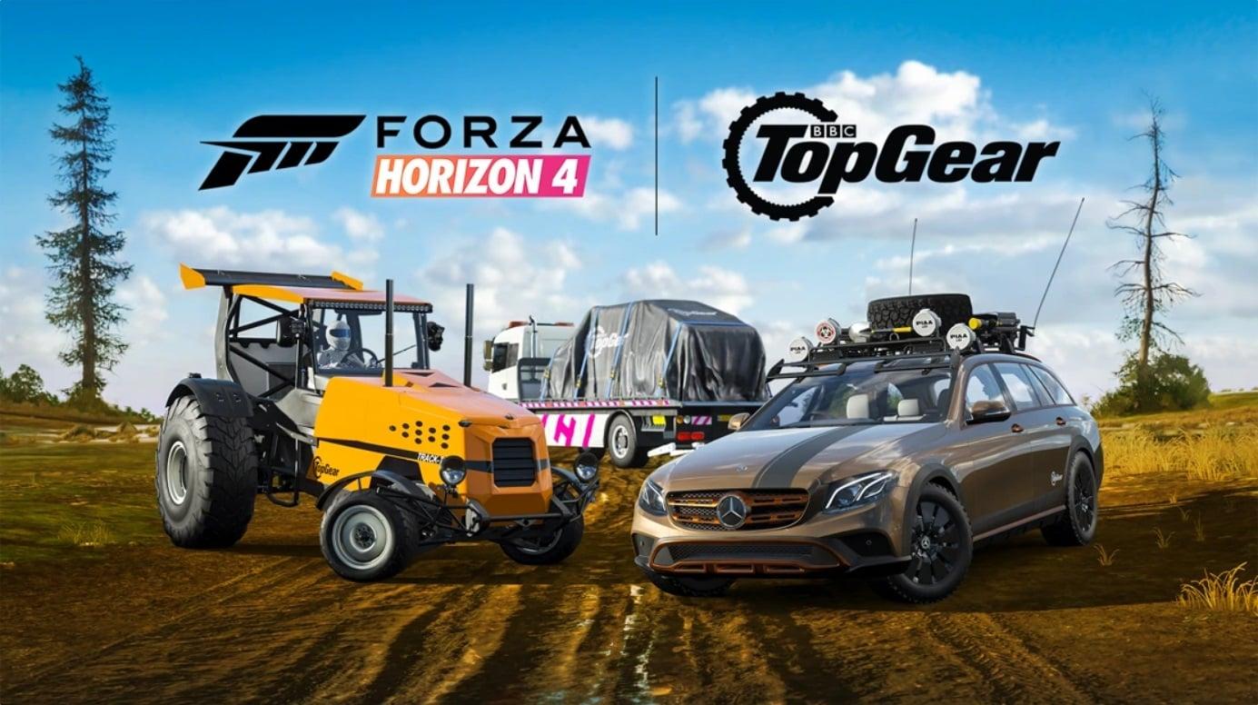top gear forza horizon 4 free