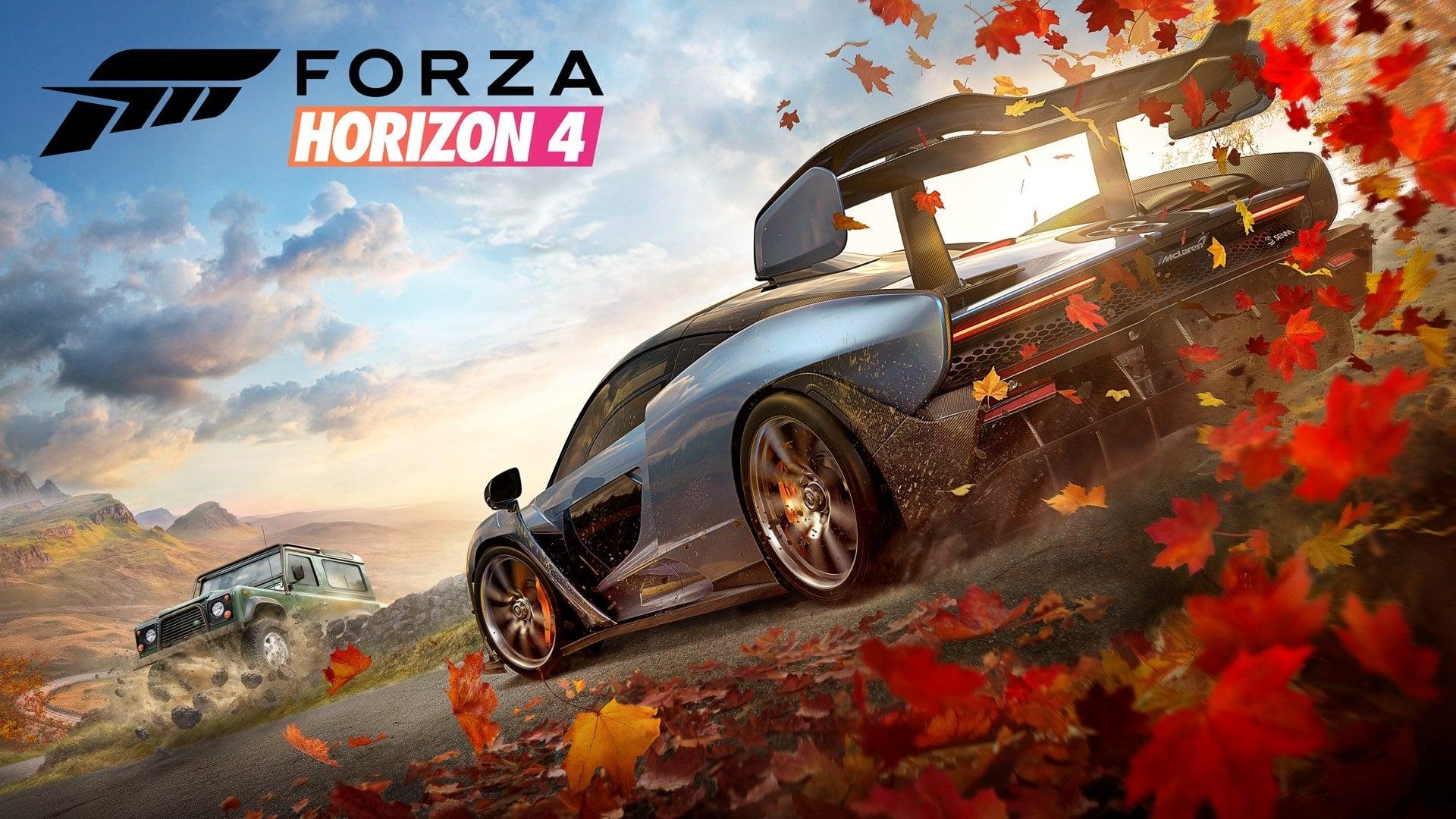 Forza Horizon 4の成果