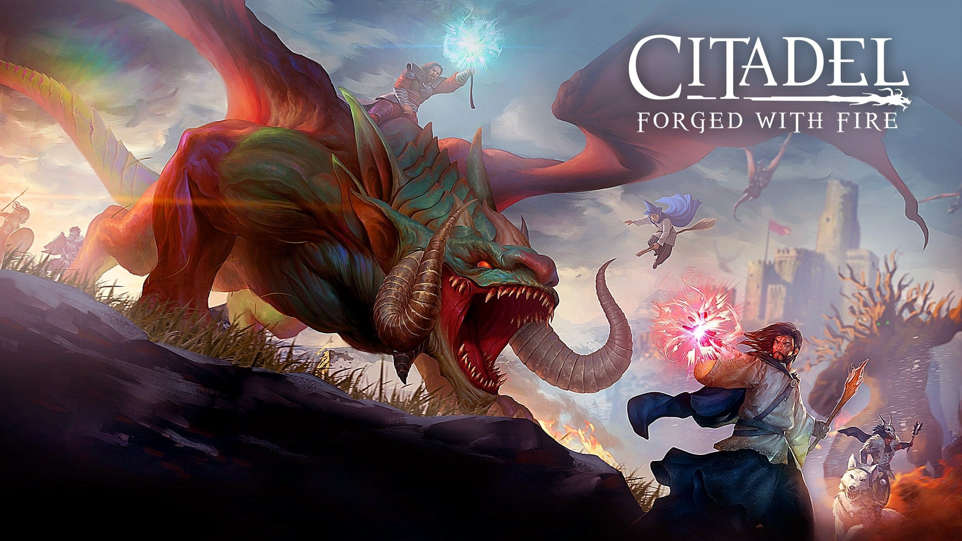Citadel: Forged With Fire Achievements