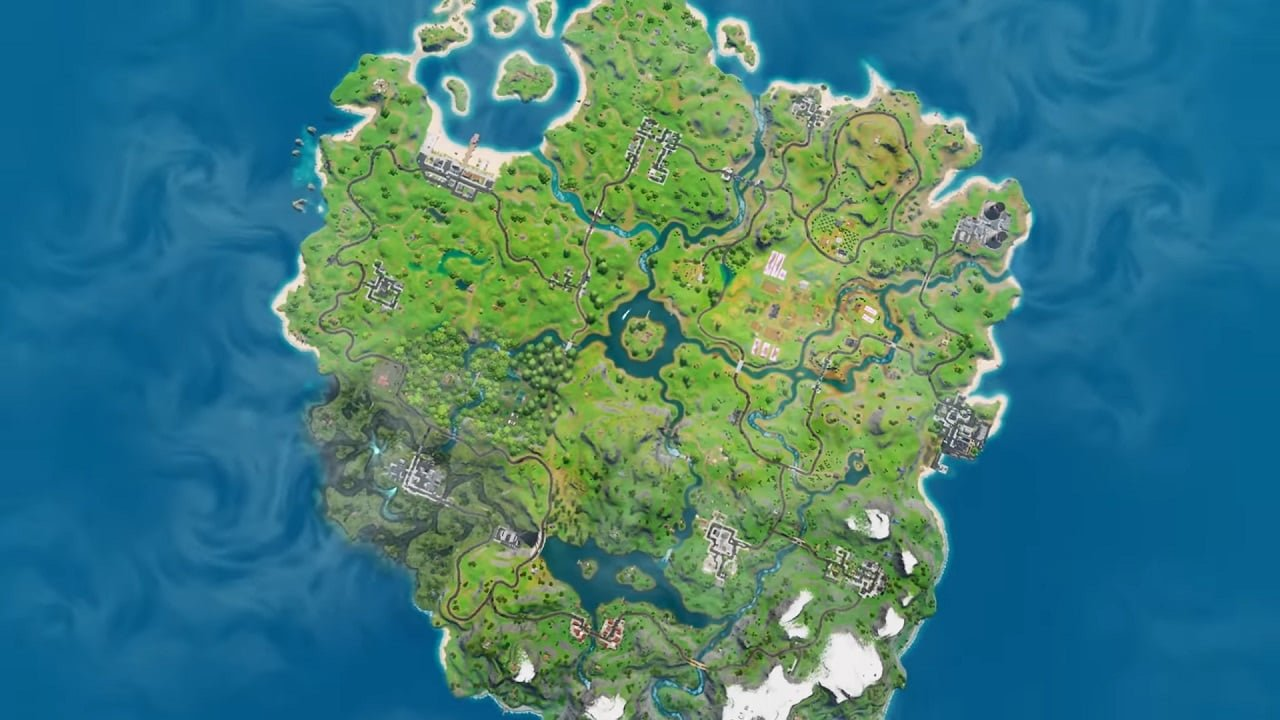 Chapter 2 map