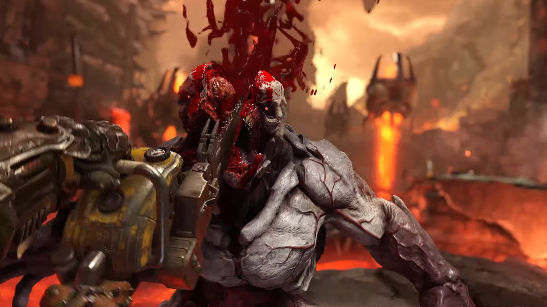 Doom Eternal Release Date Gameplay Details And Everything Else We