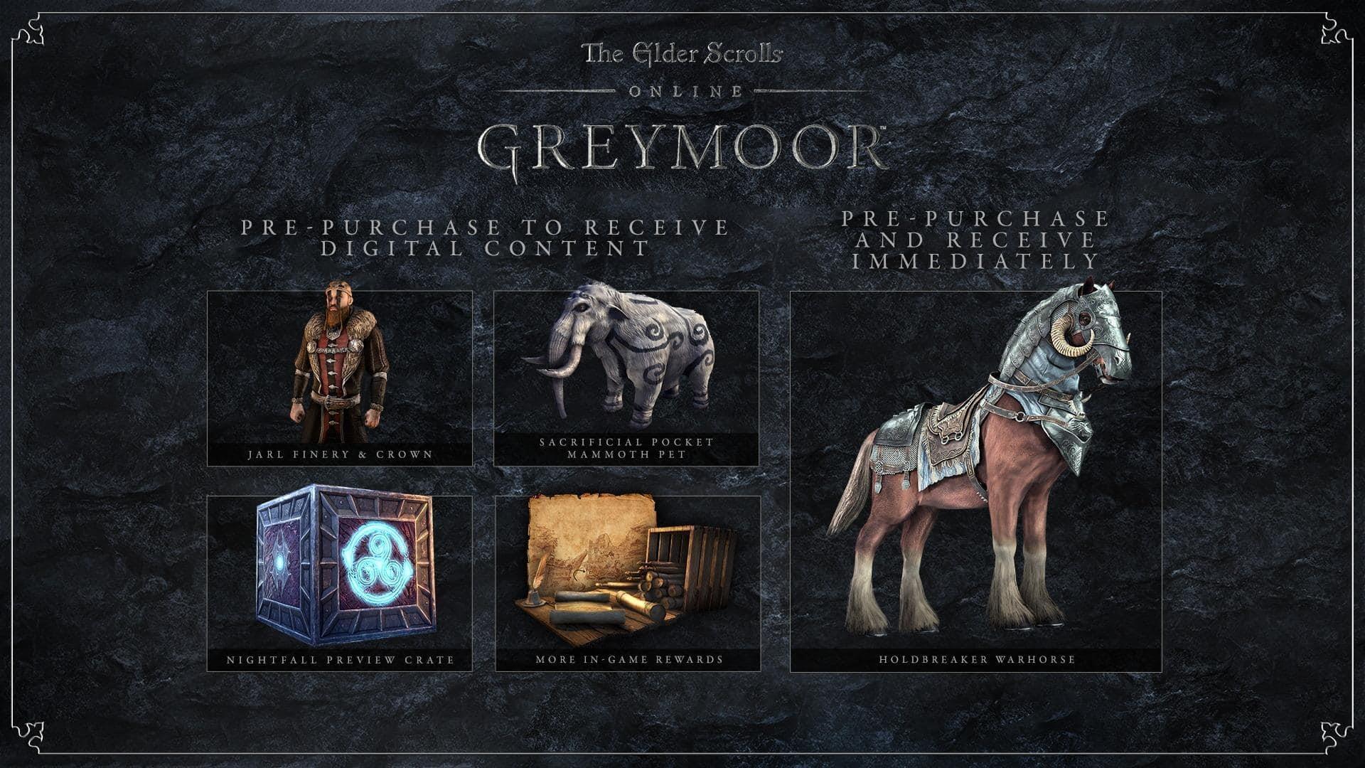 Pre-order Greymoor