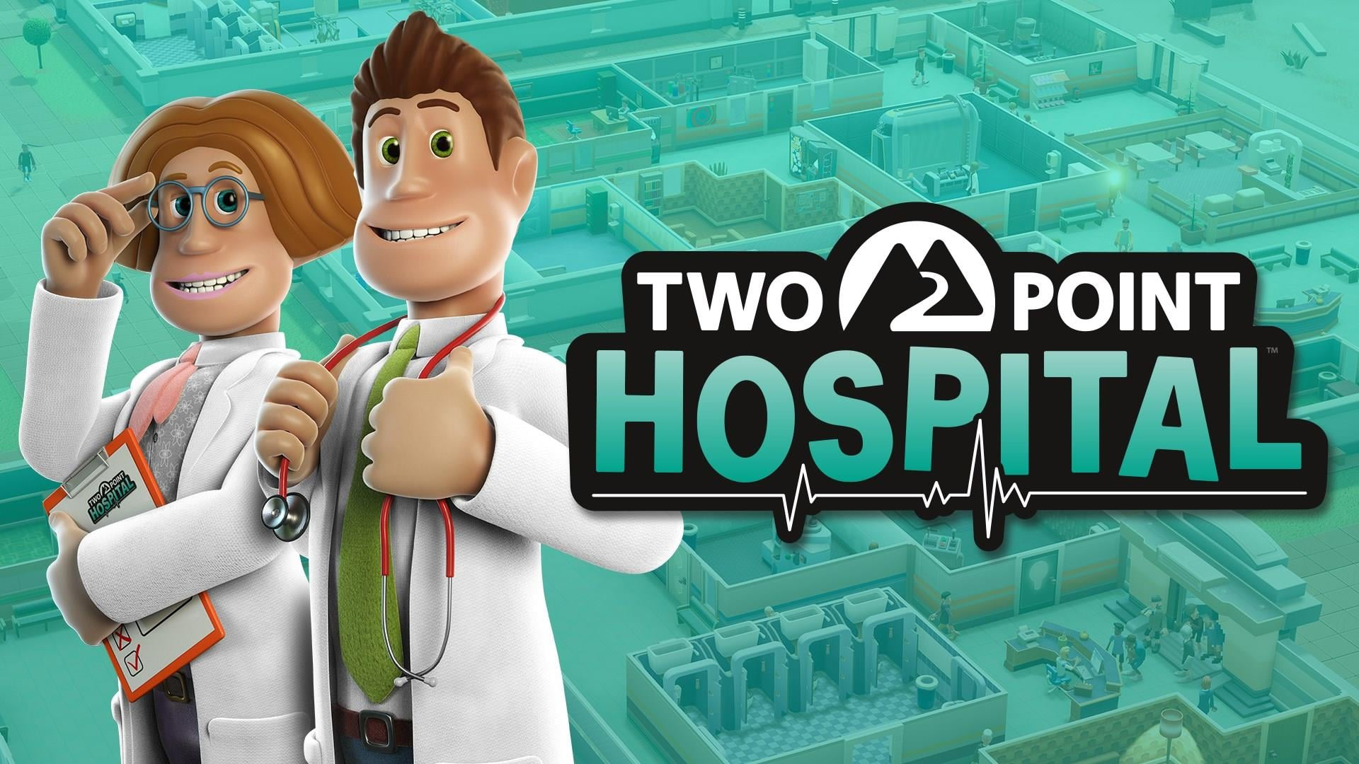 Two Point Hospital ~ TitledHeroArt