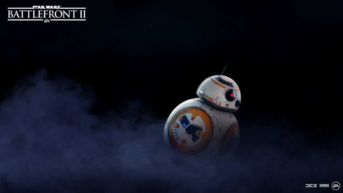 The Bb 8 Update For Star Wars Battlefront Ii Is Now Live Bb 8 And Bb 9e Now Playable