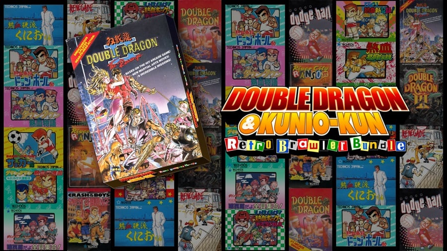 Double Dragon Ii The Revenge Achievement List Revealed