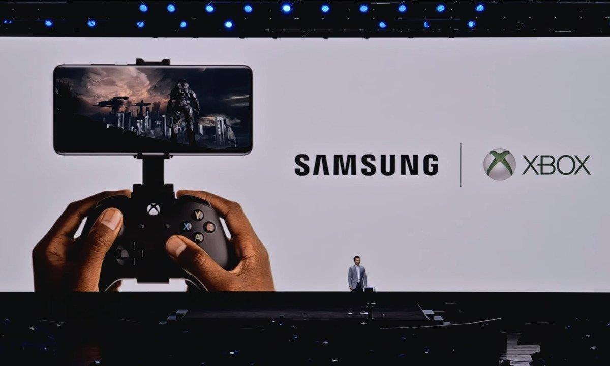 Samsung Xbox xCloud partnership