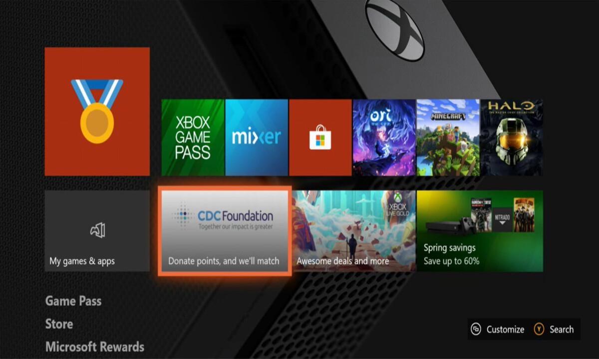 Xbox CDC Foundation