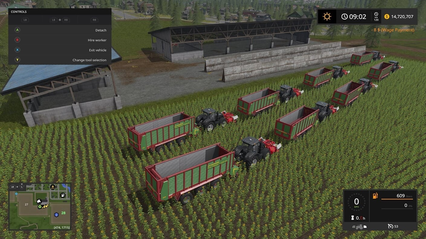 TractorsReady