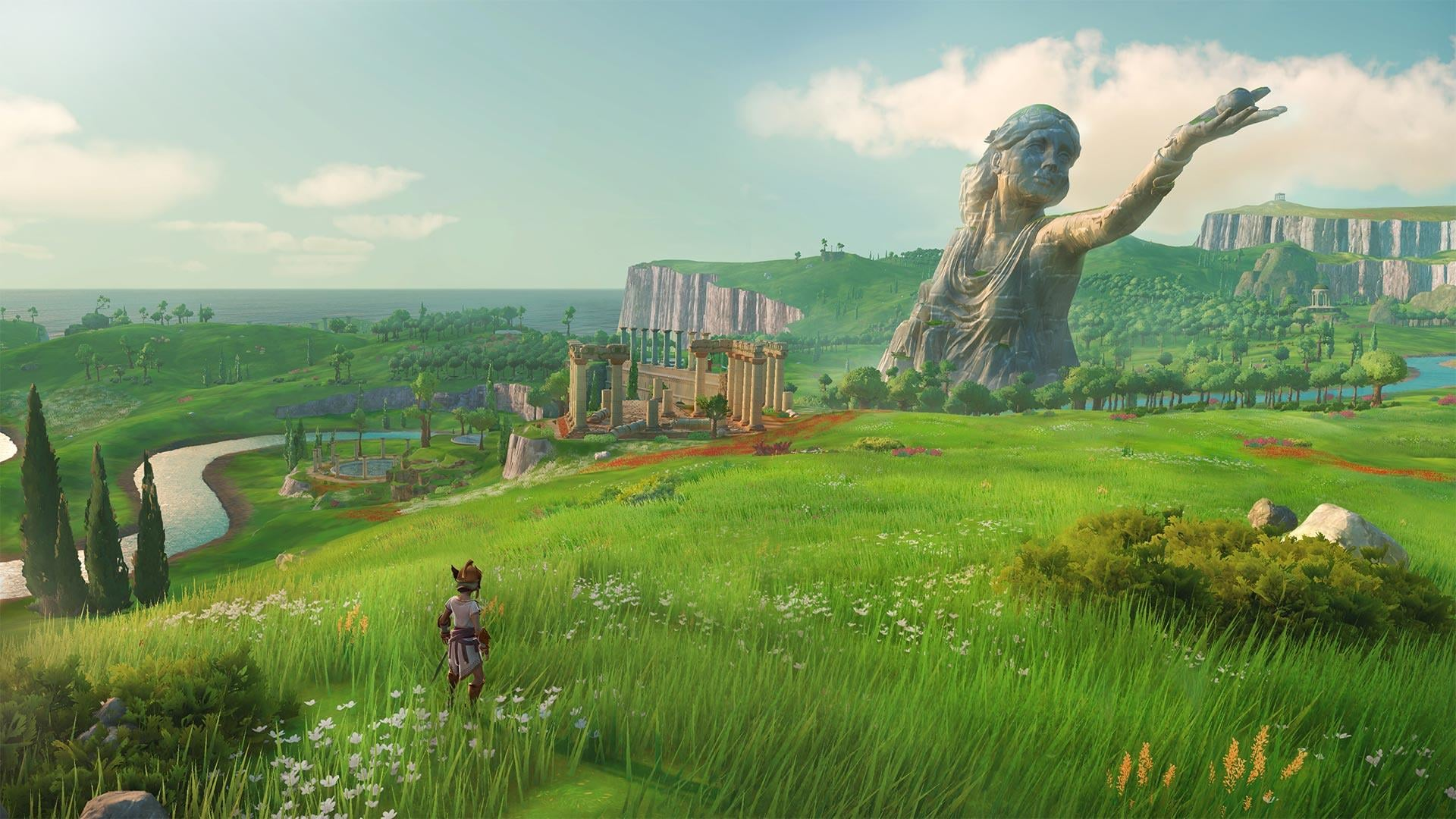 """Gods & Monsters: everything we know about Ubisoft's """"storybook ..."""