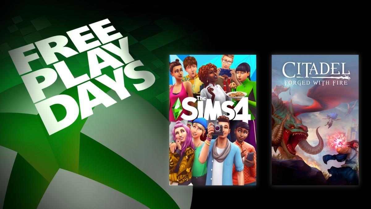 Free Play Days
